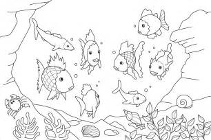 Fish Coloring Pages  Dr Odd sketch template