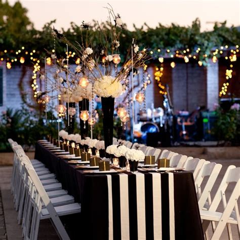 black and white dinner ideas 17 best ideas about dinner decorations on