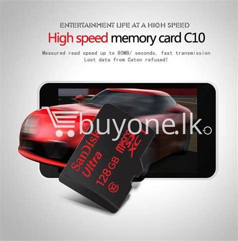 Best Quality Memory Card Micro Sd Sandisk Ultra 16gb Class 10 Speed 8 best deal original sandisk 128gb ultra memory card micro