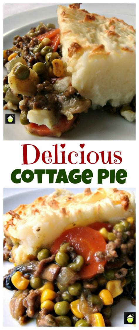 cottage pie easy recipe delicious cottage pie this is a lovely family favorite