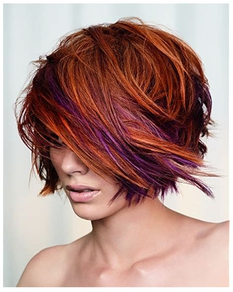 Colour Style by Red Hairstyles Hair Styles Top S Blog