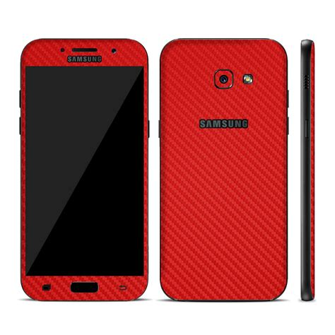 Casing Slim Fit Carbon Samsung Galaxi A3 2017 samsung galaxy a5 2017 skins and wraps xtremeskins