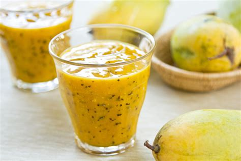 Mango Detox Drink by Watchfit Detox Diet Drink Recipes For Weight Loss 7