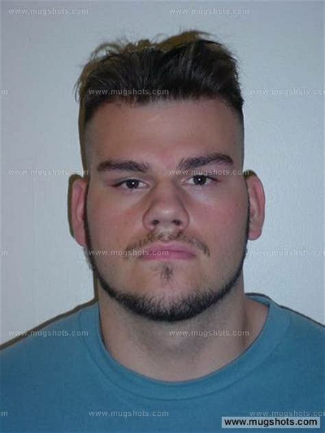 Pottawattamie County Arrest Records Christopher Daniel Edward Matson Mugshot Christopher