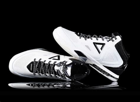 san antonio spurs basketball shoes peak tp9 tony 3 iii san antonio spurs away