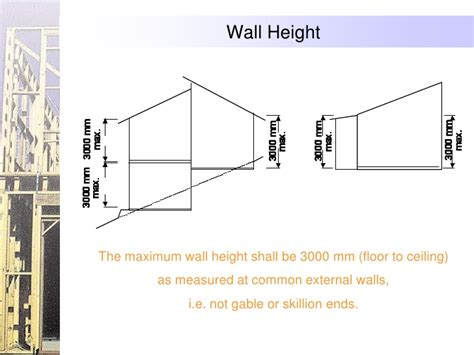 standard ceiling height standard residential ceiling height philippines