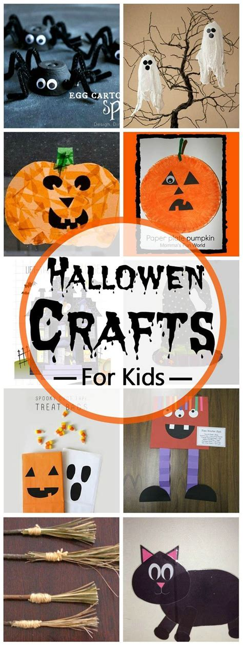 halloween decorations you can make at home 17 best ideas about preschool halloween crafts on