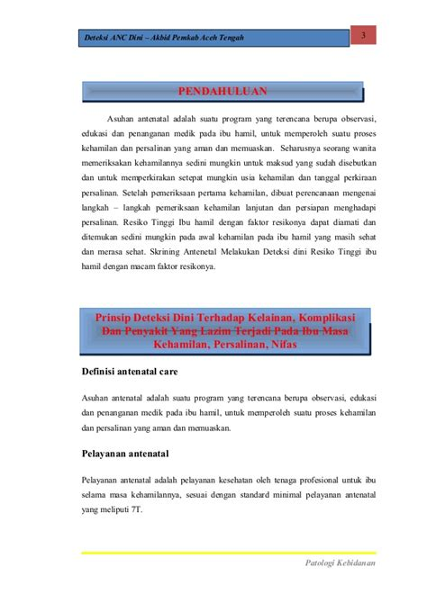 Egc Ilmu Pelayaran Buku Edukasi 1 1 deteksi anc dini