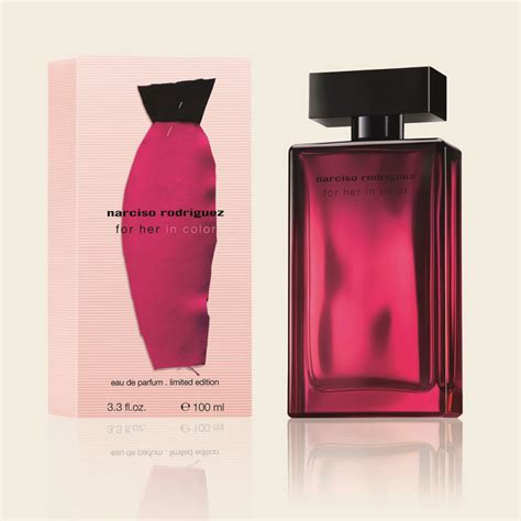 Parfum Narciso Rodriguez narciso rodriguez for in color narciso rodriguez