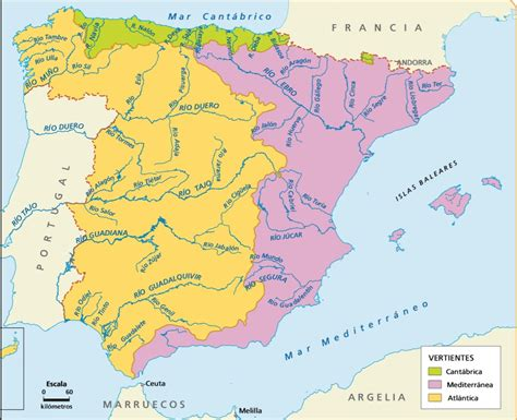 los rios de espana dimensionwebblog los r 205 os de europa y de espa 209 a