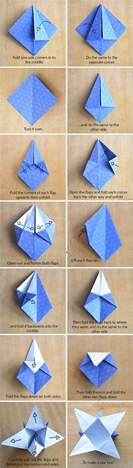 How Do You Make A Box With Paper - origami boxes with printable origami paper picklebums