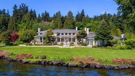 Houses For Sale In Lake Wa by Washington Waterfront Property In Seattle Bellevue Lake Washington Lake Sammamish