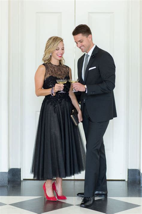 Wedding Attire Black Tie by 25 Best Ideas About Black Tie Optional On
