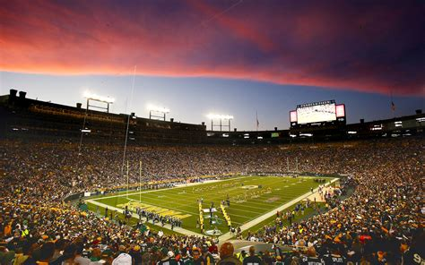 wallpaper green bay wi lambeau field photos of the day september 14 2012 espn