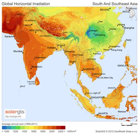 map of central and southeast asia article education resources