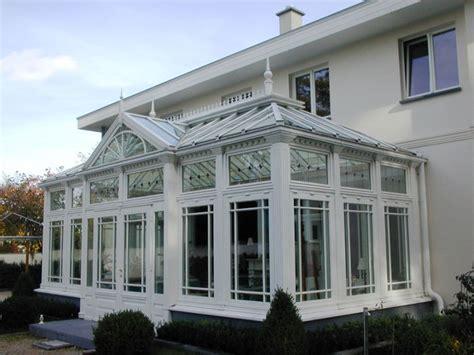Viktorianischer Wintergarten