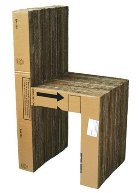 diy household cardboard furniture ideas diy craft ideas