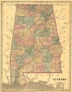 alabama and map file 1848 map of alabama counties jpeg wikimedia commons