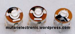 Trimer Keramik 60pf trimmer keramik 60pf mufari electronic