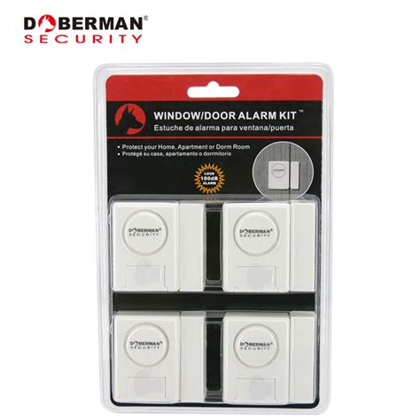 doberman security home security alarm systems door window