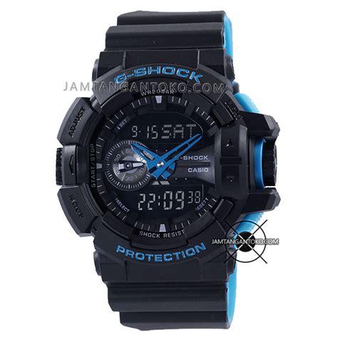 Casio Gshock Ga120 Ori Bm harga sarap jam tangan g shock ga 400ln 1a black blue
