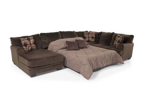 Gallery Of Beautiful And Nice Sectional Sleeper Sofa Sectional Sofas With Bed