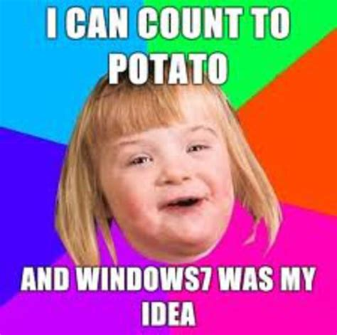 I Can Count To Potato Meme - image 128750 i can count to potato know your meme