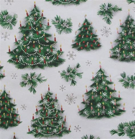 wrapping palm trees with x method for holiday lighting vintage norcross gift wrap wrapping paper