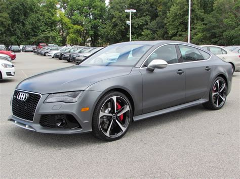 Audi Rs 7 Sportback by 2015 Audi Rs 7 Sportback Start Up Test Drive And In