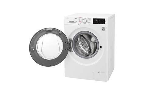 lg front loading washer fc1208n5w lg 8kg front load washer with inverter direct drive motor