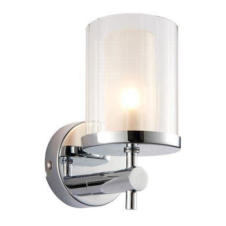 Bathroom Light Fitting Endon Britton Bathroom Wall Light Fitting At Plumbing Co Uk