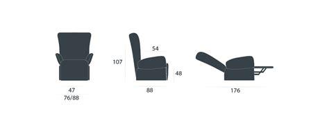 poltrone regolabili per anziani poltrona con braccioli regolabili misure poltrone relax