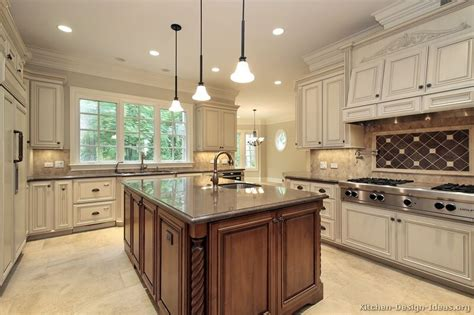 dark kitchen cabinets with light granite countertops light cabinets with dark island and dark granite counter