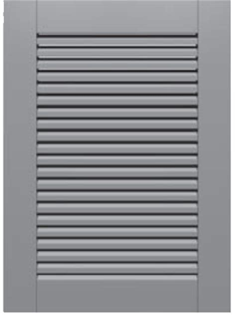Custom Unfinished Louver Cabinet Doors Unfinished Louver Unfinished Louvered Cabinet Doors