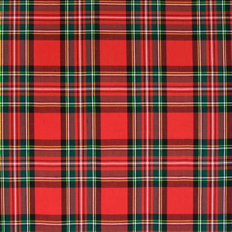 what is tartan plaid red and green plaid woven upholstery fabric
