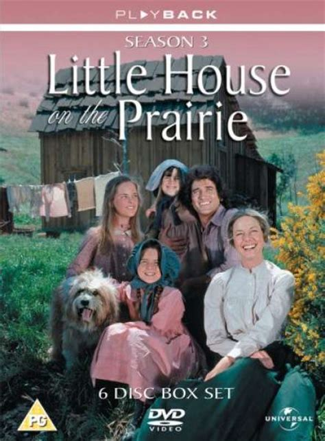 little house on the prairie season 10 little house on the prairie season 3 dvd zavvi com