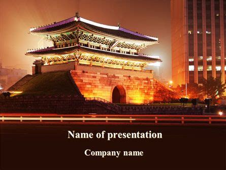 awesome slides powerpoint presentation template dark ver youtube