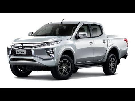 2019 Mitsubishi L200 by 2019 Mitsubishi L200 Triton Facelift Flaunts Dynamic