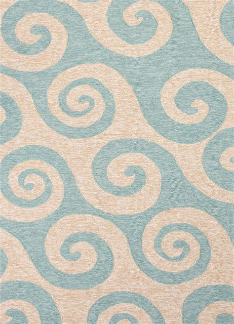 coastal style rugs coastal pattern blue indoor outdoor rug ci12 7 6x9 6 style outdoor rugs by