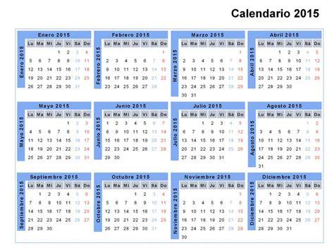 almanaques 2015 calendarios 2015 impresion de almanaques m 225 s de 25 ideas incre 237 bles sobre almanaque 2015 en