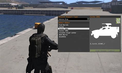 arma 3 console supportcall quot quot module arma mods