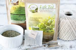 Lyfe Tea Detox by The About Detox Teas Osinga Nutrition Registered
