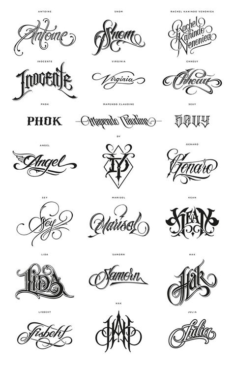 tattoo fonts y best 25 lettering fonts ideas on