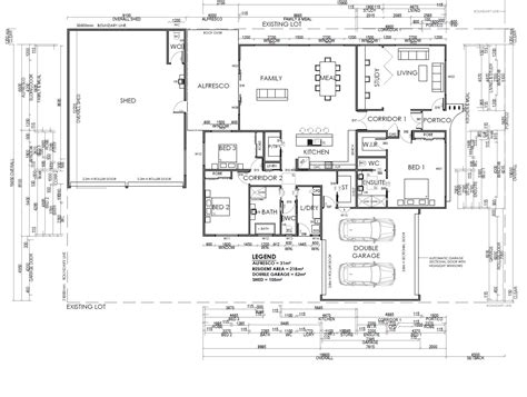 house measurements plans and pricing freedom place