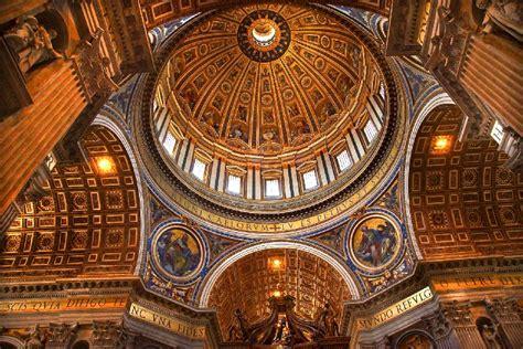 cupola michelangelo san pietro roma lazio italia
