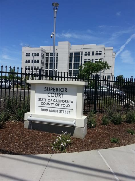 Yolo County Court Search Yolo County Superior Court 12 Photos 24 Reviews Services Government