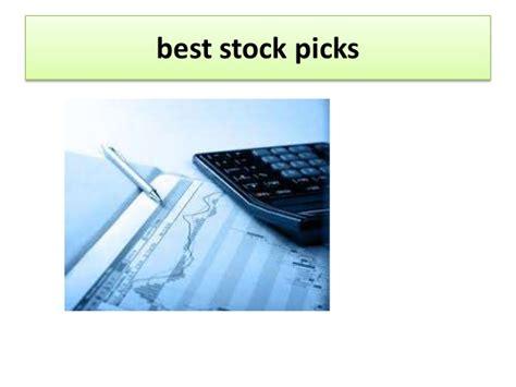 best stock picks investment trading newsletter best stock picks