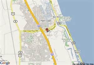 Palm Coast Florida Map by Map Of Sleep Inn Palm Coast Palm Coast