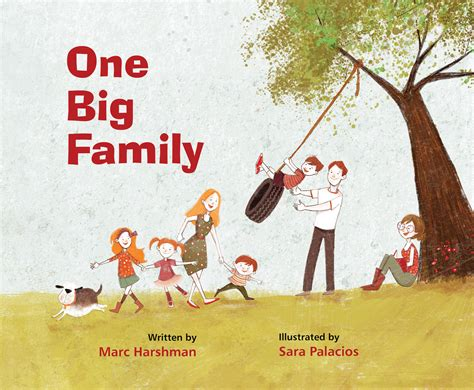 and acceptance a family s transition books one big family marc harshman palacios eerdmans