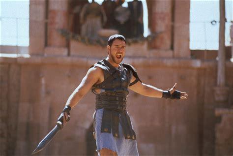 gladiator film fails themenastics literature film games television art